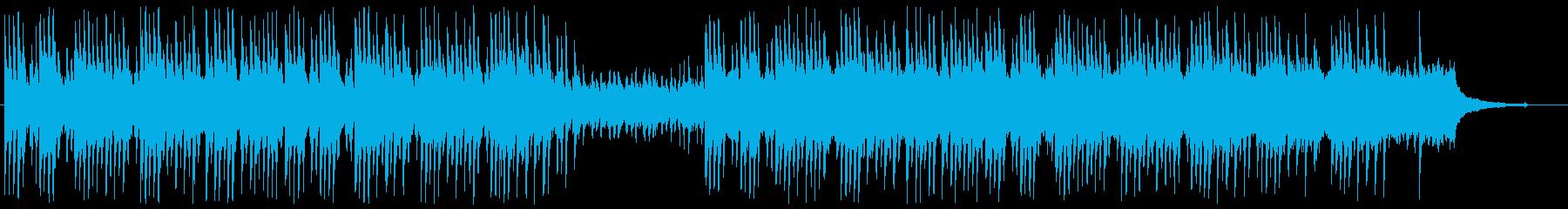 【ドラム・ベース抜き】アップテンポなほ…の再生済みの波形