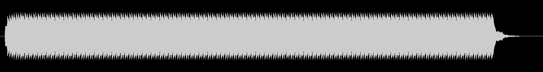 鉄道サウンド 駅発車ベル タイプEの未再生の波形