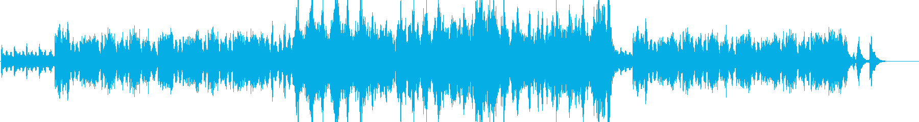 フルート・ほのぼの・優雅の再生済みの波形