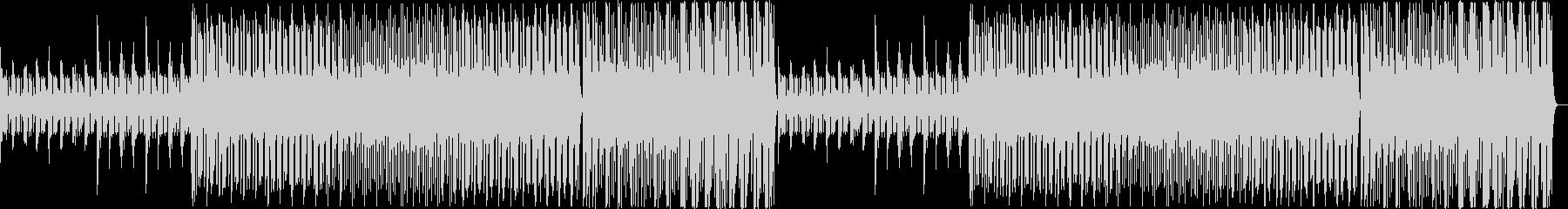 【チル】ゆったりとしたBGM・10の未再生の波形