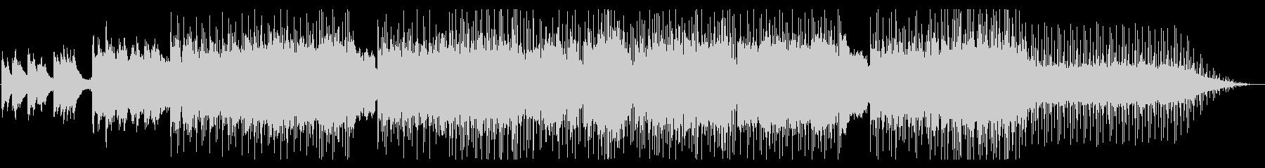 奥行きのあるニューエイジ・ピアノバラードの未再生の波形