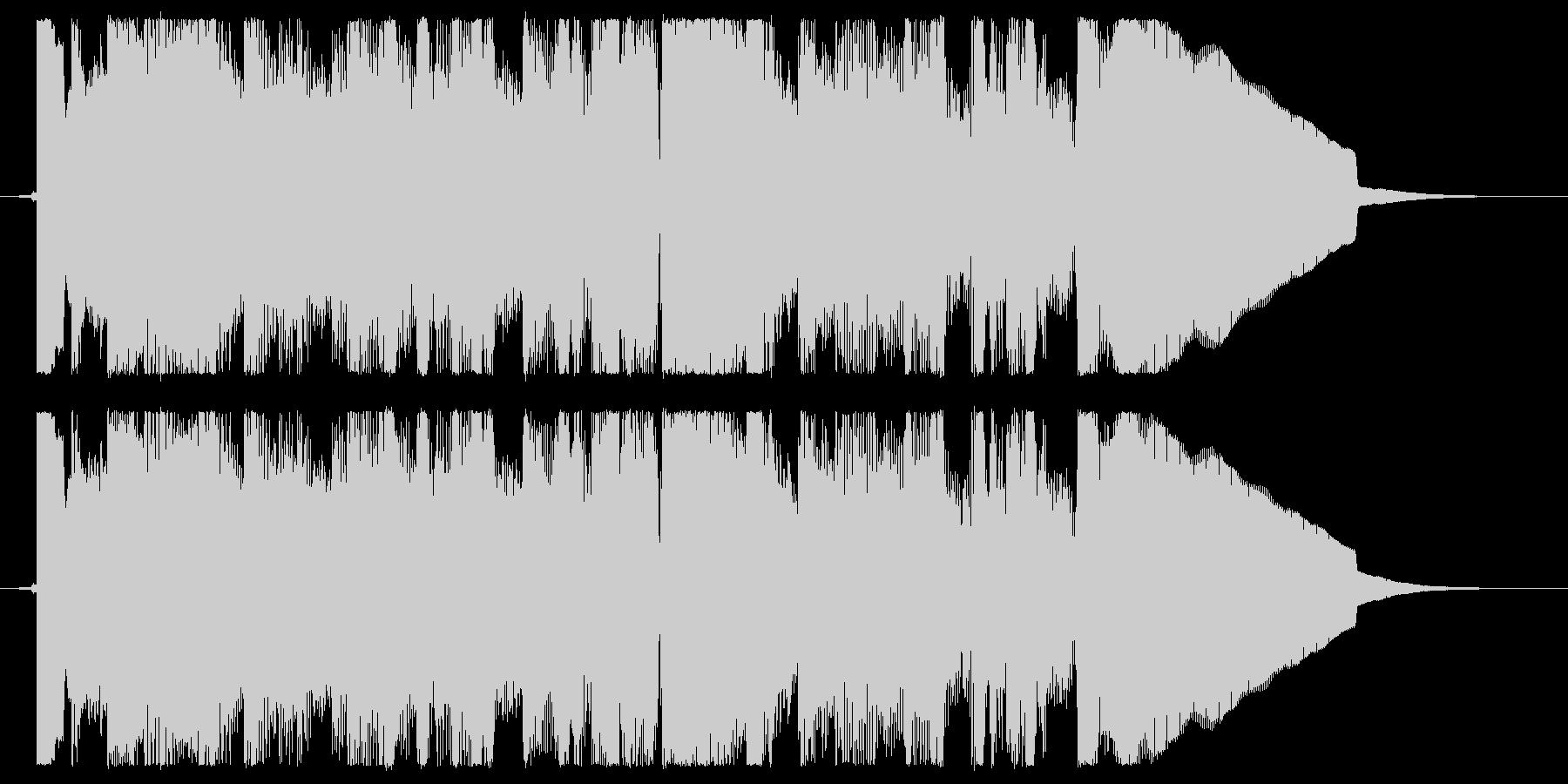 カントリー風アレンジのサウンドロゴ・シ…の未再生の波形