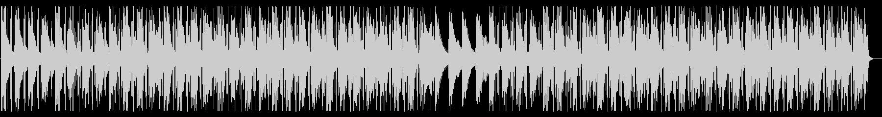 海/生演奏/R&B_No607_6の未再生の波形
