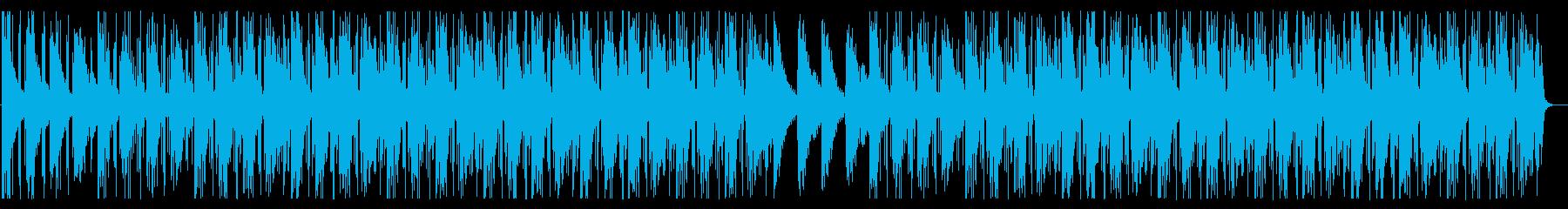 海/生演奏/R&B_No607_6の再生済みの波形