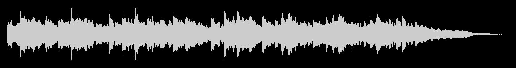 温かい雰囲気BGM(15ver)の未再生の波形