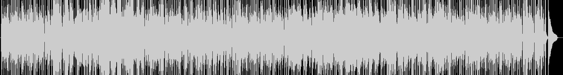 エレガット生録(Bossa Nova)の未再生の波形