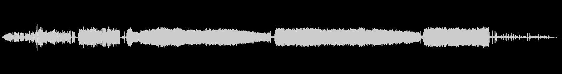 車 サーブ92加速重排気01の未再生の波形