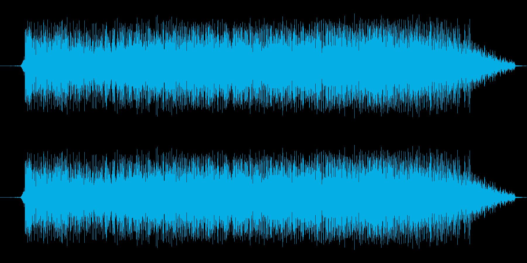 【★効果音/スプレー/しゅ~/アプリ】の再生済みの波形