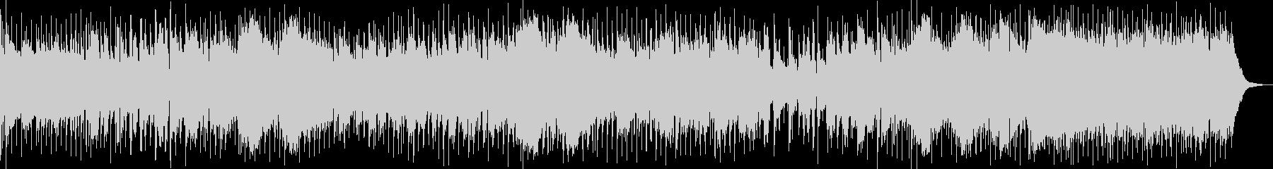 流れるような反射的なポップフォーク...の未再生の波形