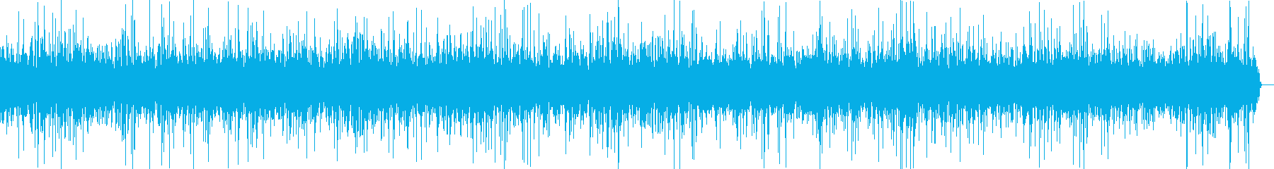 川の音・小川(北海道)の再生済みの波形