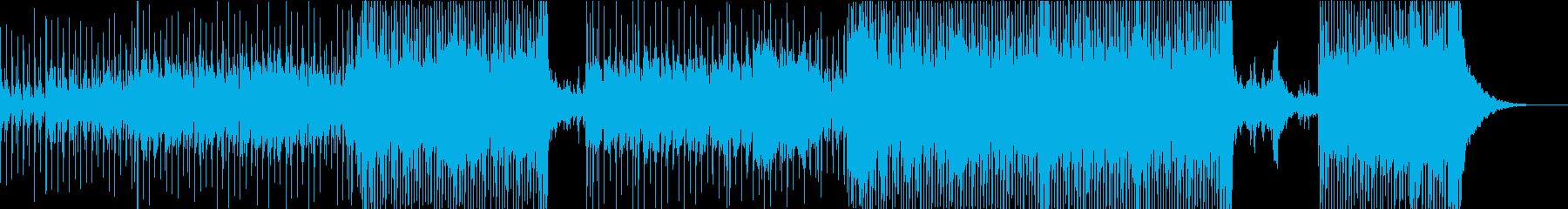 Wardの再生済みの波形