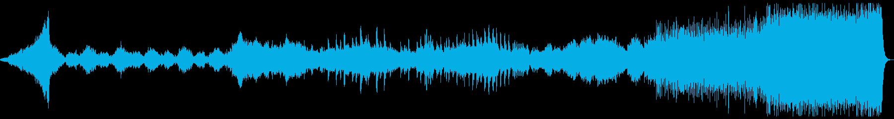 ポップ ロック 現代的 交響曲 エ...の再生済みの波形