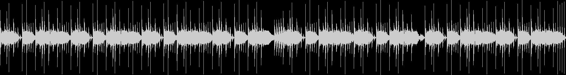 【RHYTHM】アングラ系HIPHOPの未再生の波形