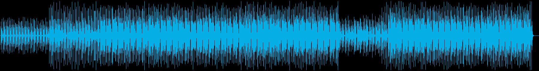 散歩・楽しい・幸せ・ウクレレ・口笛の再生済みの波形