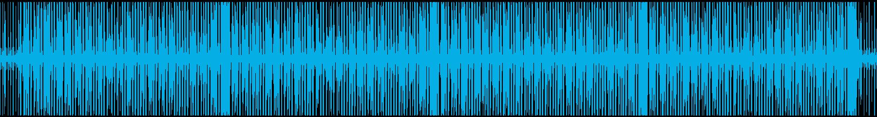 【ループ】陽気・軽快 アコギブルースv2の再生済みの波形