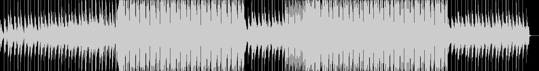 Future Bass 1の未再生の波形