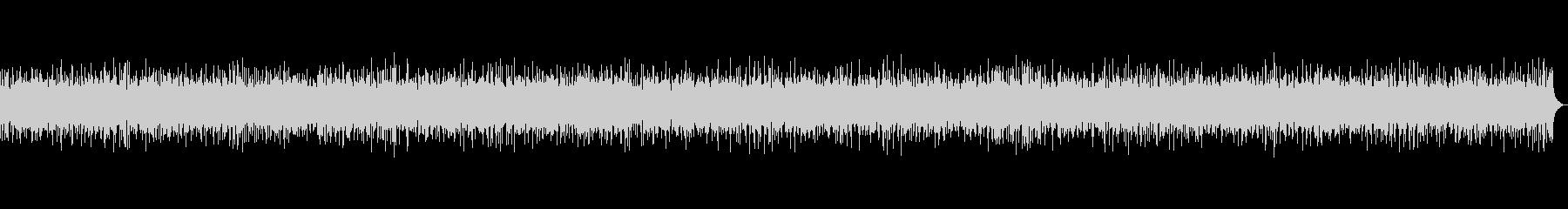 ゆったりのんびりハワイアンウクレレバンドの未再生の波形