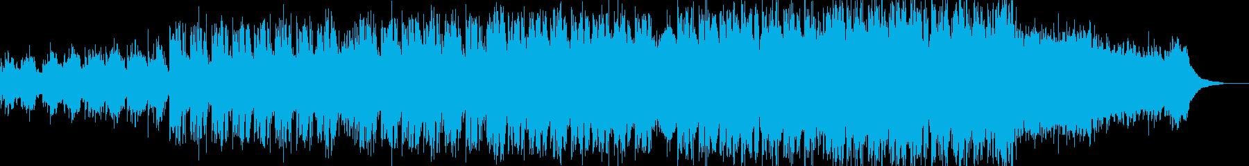 エアリアル センチメンタル 電子打...の再生済みの波形