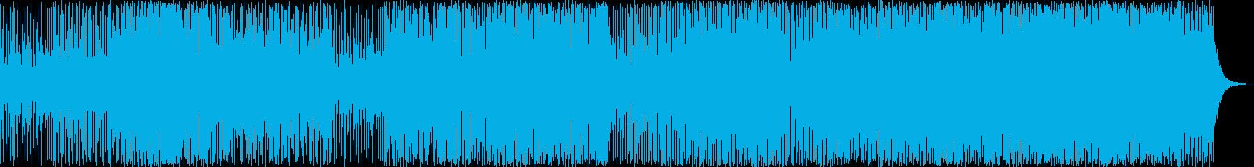 ポップ センチメンタル 感情的 ア...の再生済みの波形