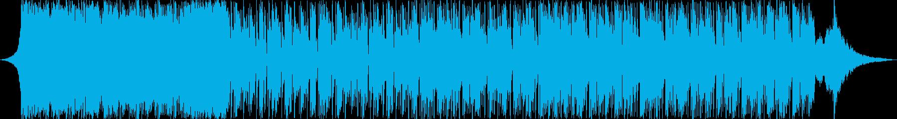 法人 技術的な ハイテク シンセサ...の再生済みの波形