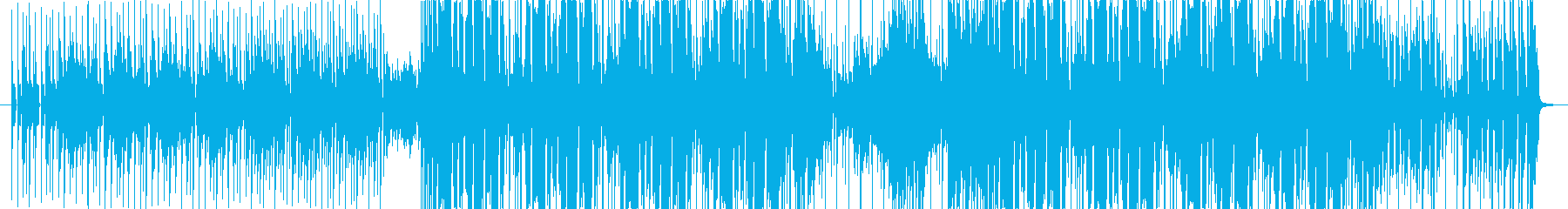 Healthy and nimble pops's reproduced waveform