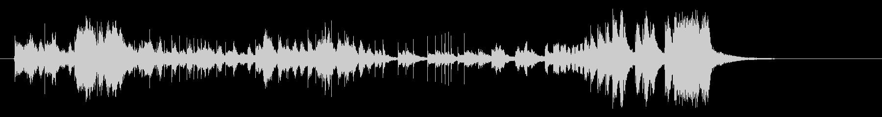 トムとジェリー風サントラ高音質48kHzの未再生の波形