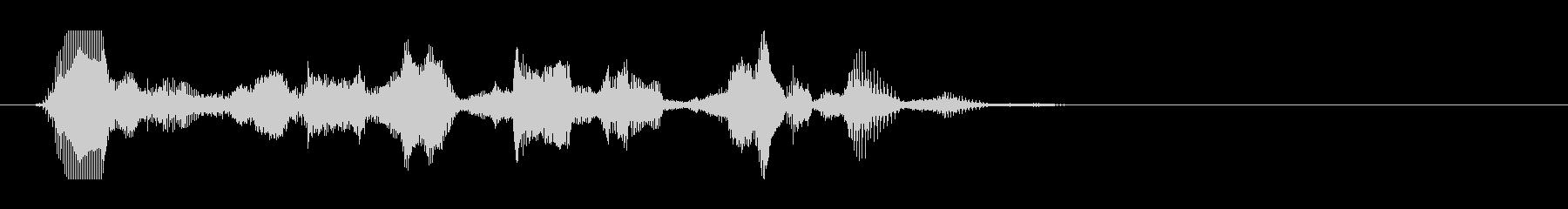 MERRY XMASS LIVEverの未再生の波形