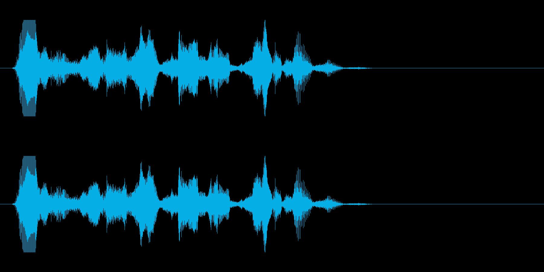 MERRY XMASS LIVEver's reproduced waveform