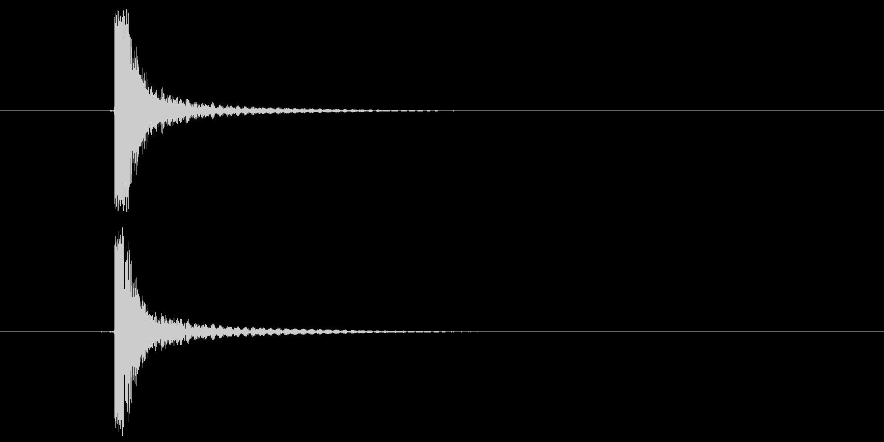 ワイヤーカッター:スナップワイヤー...の未再生の波形