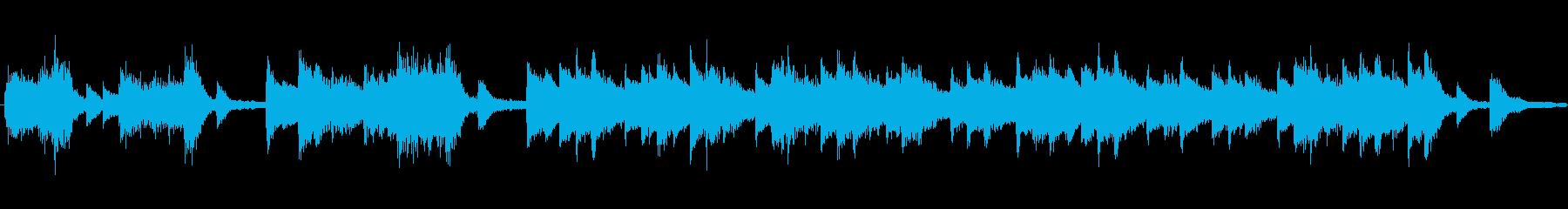 レトロピアノ出囃子オーケストラCMの再生済みの波形
