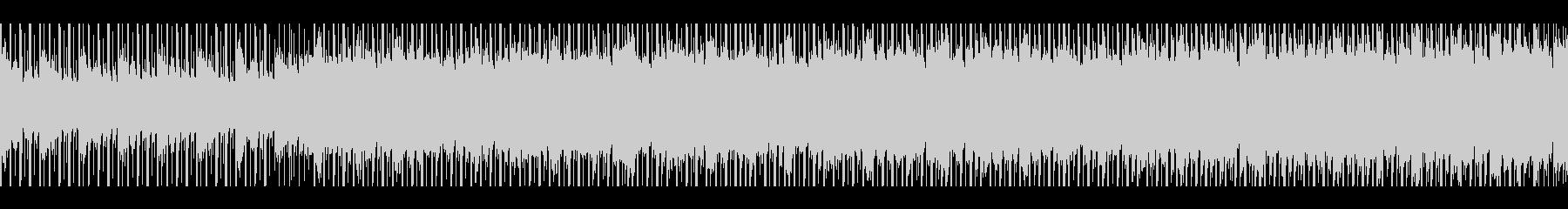 建設工事(ループ)の未再生の波形