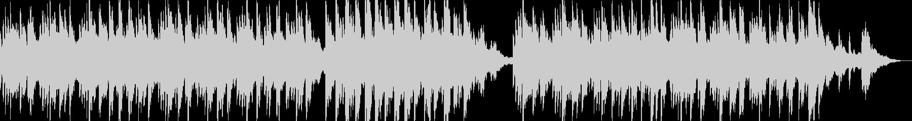 ドラマ001 16bit48kHzVerの未再生の波形