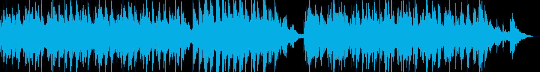 ドラマ001 16bit48kHzVerの再生済みの波形