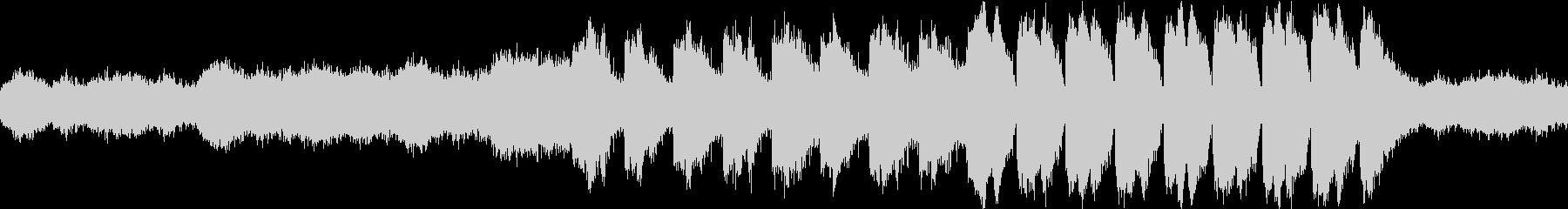 ゲームBGM 妖しい洞窟 ループの未再生の波形