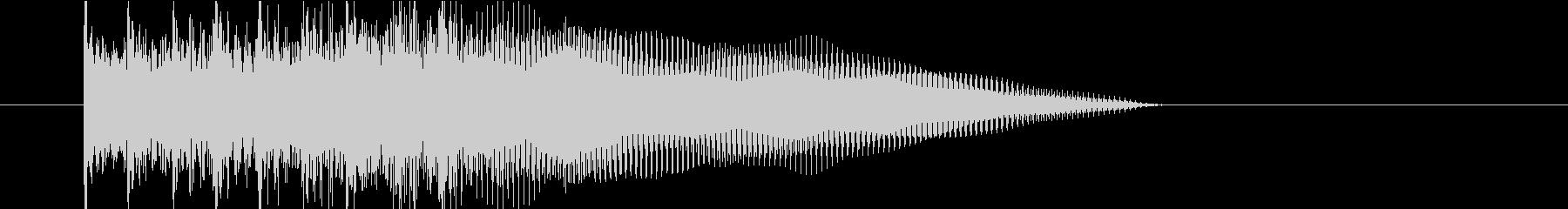 高揚感と活気のあるポップロック。明...の未再生の波形