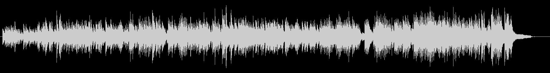 バッハのインベイジョン2番 の未再生の波形