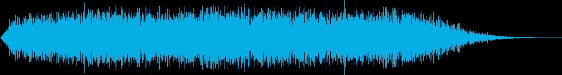 スペースシップ:DEEP ENGI...の再生済みの波形
