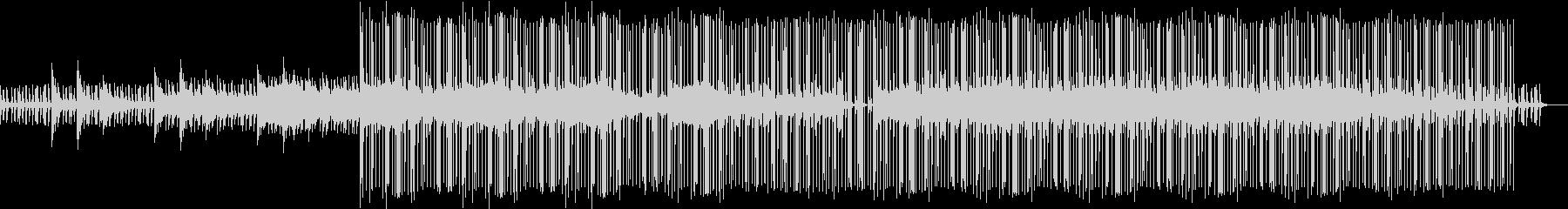 現代音楽・ミニマル的ピアノメインインストの未再生の波形