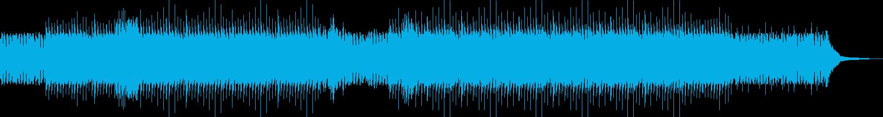 【高クオリティ】原宿渋谷EDM・ギャルの再生済みの波形