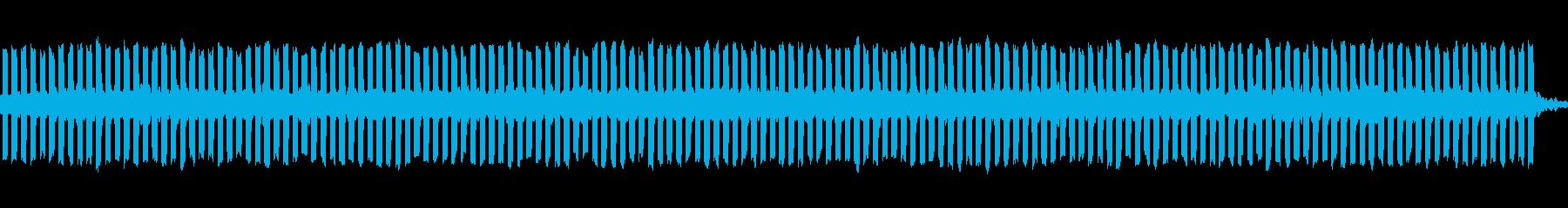 テレパシーの再生済みの波形