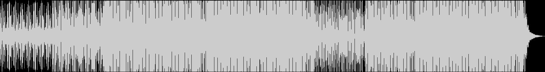 Fassion Jamの未再生の波形