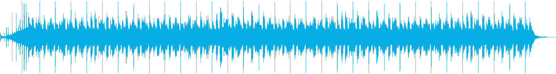 切ないアコギ サックスなし Vlogの再生済みの波形