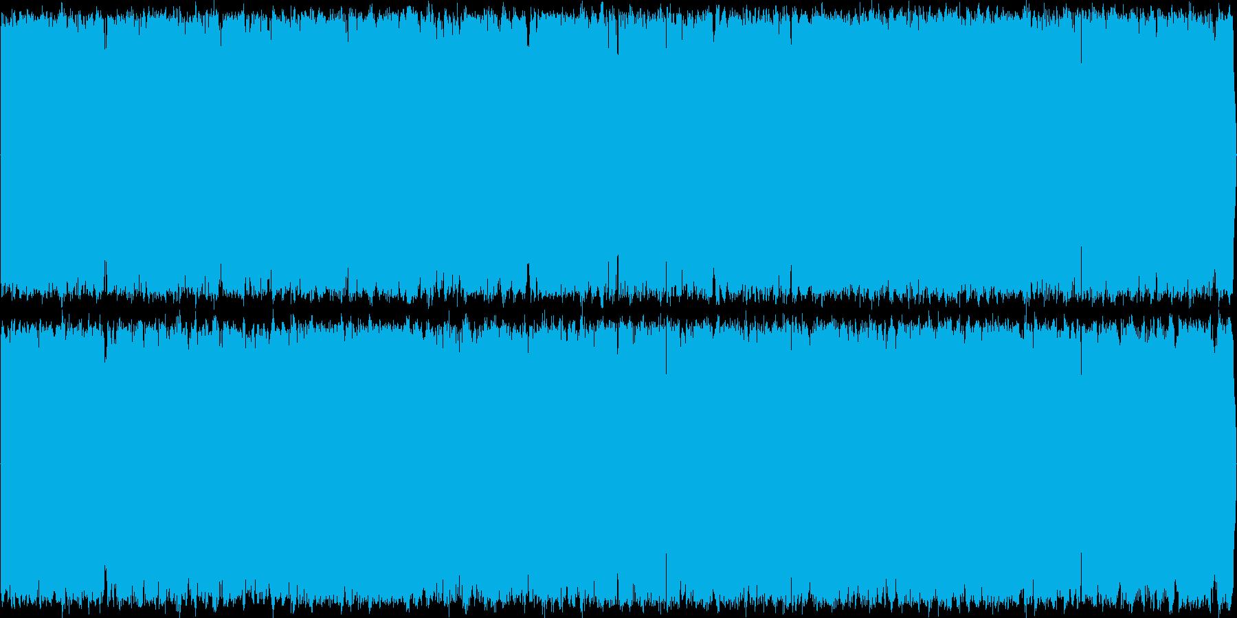 EDM系軽やかなイメージの曲です。の再生済みの波形