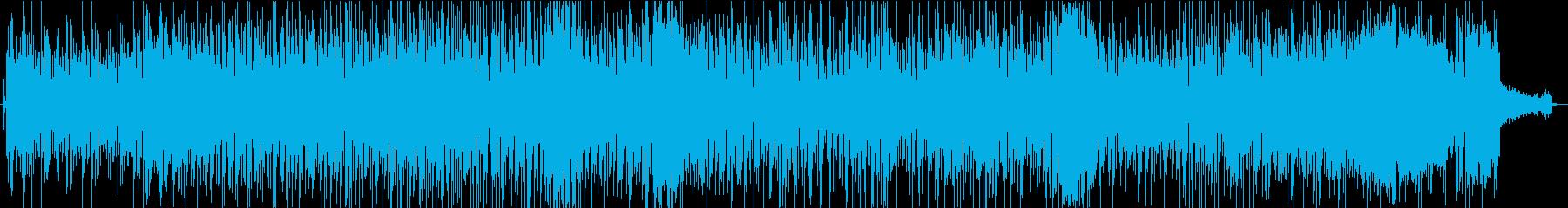 〜コミカルなテンポでアラビアンな曲調♪〜の再生済みの波形