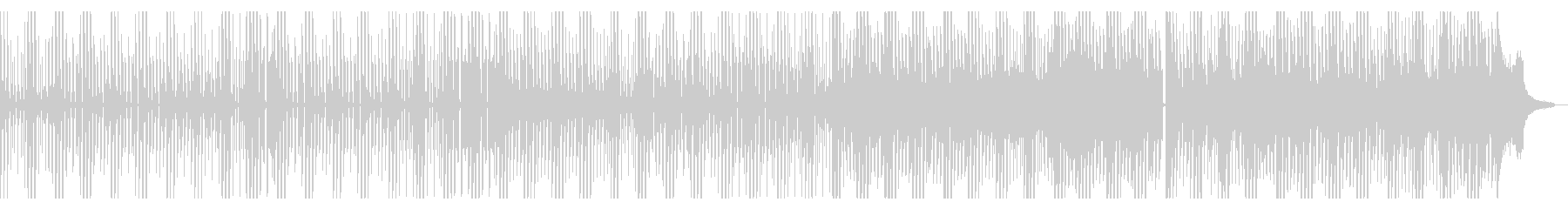 ElektricFunkバックトラックの未再生の波形