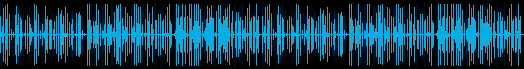【ループ版】YouTube 気だるいの再生済みの波形