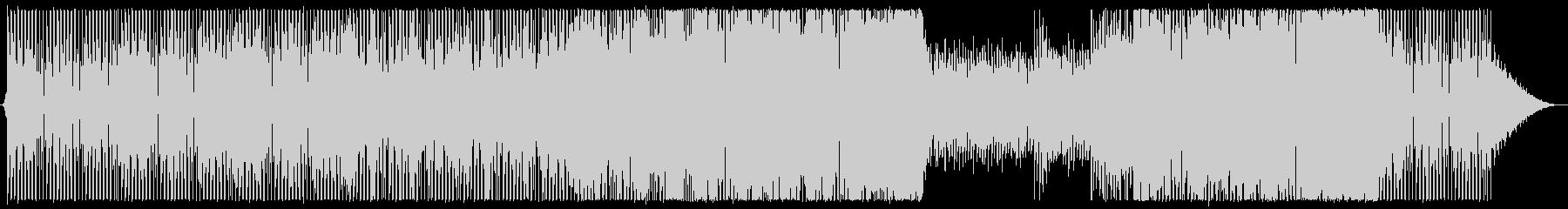 対戦BGM等/疾走感ある未来的エレクトロの未再生の波形