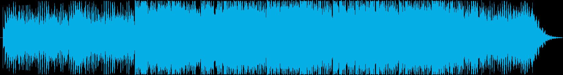 雫~大河への変化を感じる曲(short)の再生済みの波形