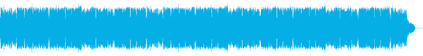 ビギーンのリズムで昭和歌謡をsaxが演奏の再生済みの波形