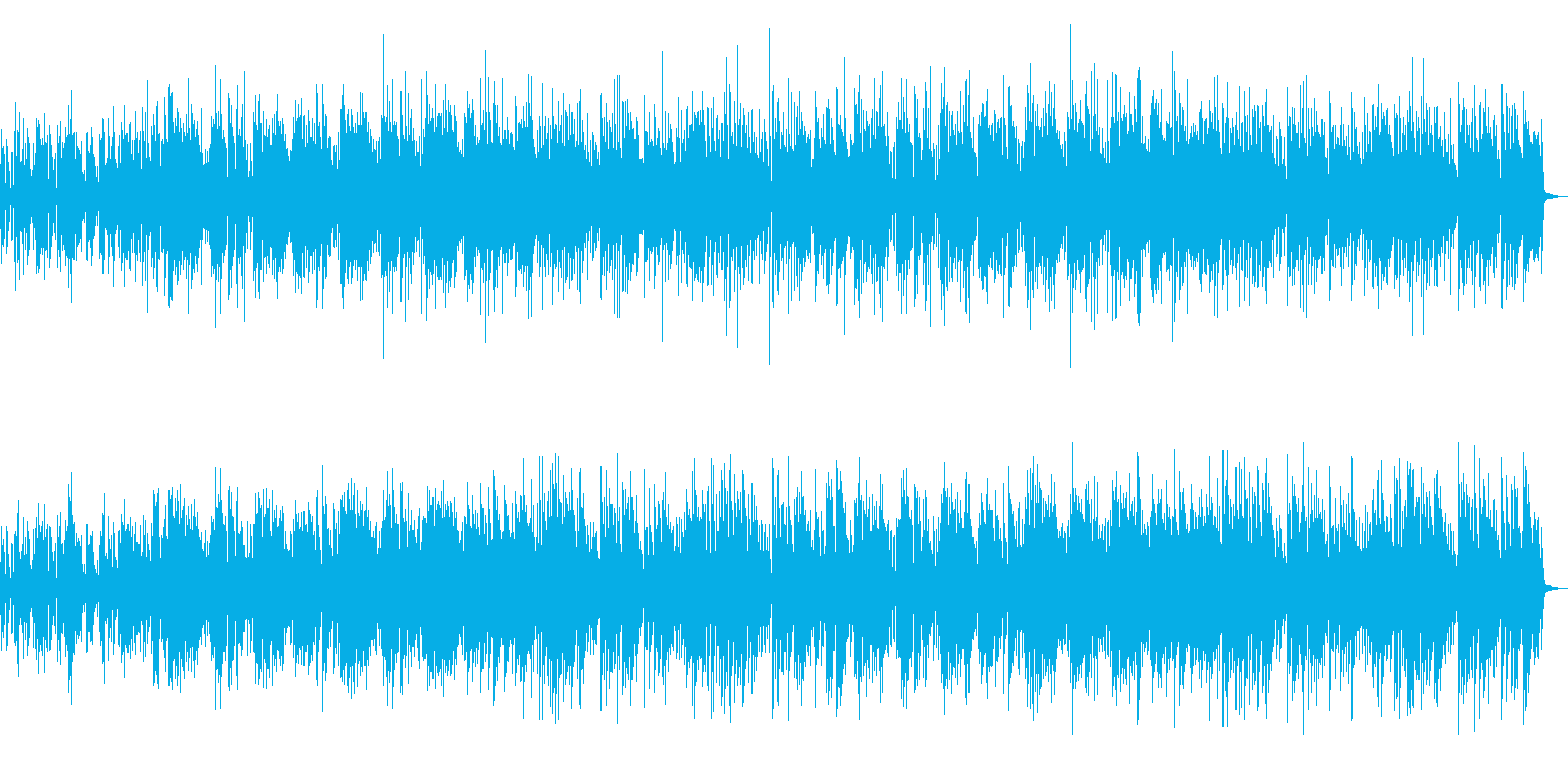 生演奏ウクレレ!ハッピーで華麗なポップスの再生済みの波形